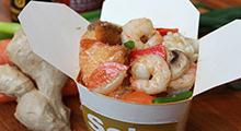 Garlic-Seafood